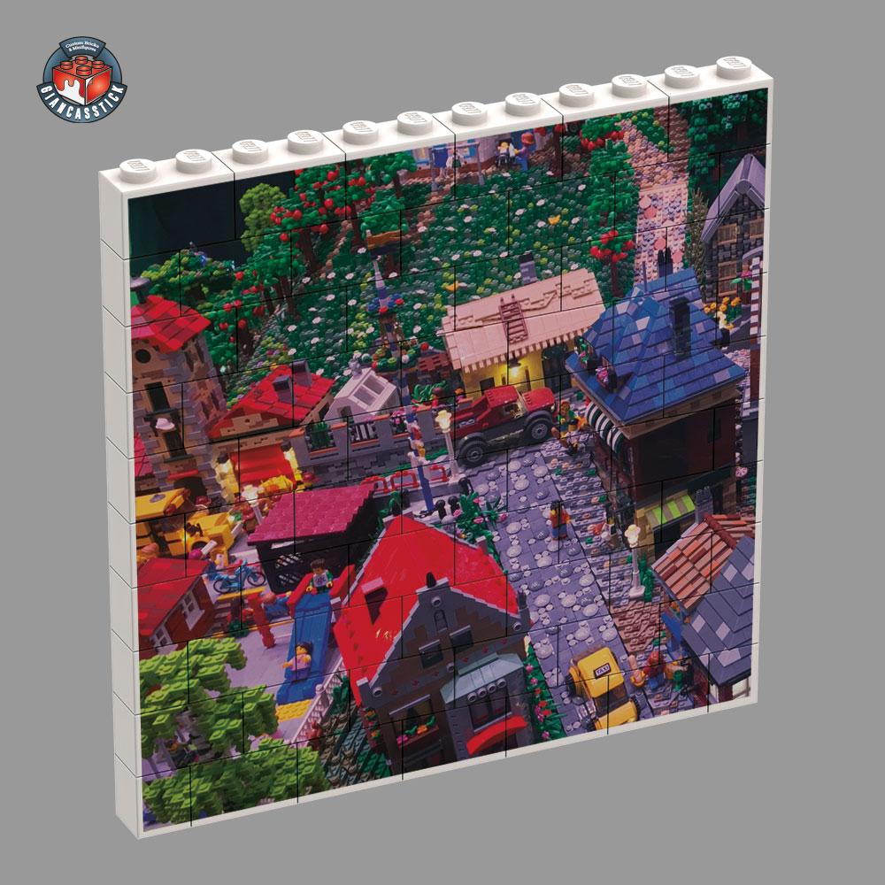 BrickPuzzle 12 x 10 (Esempio 1)