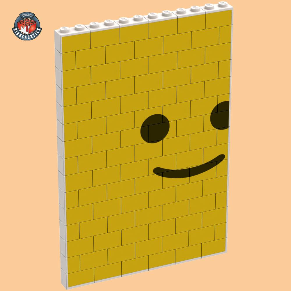 BrickPuzzle 12 x 15 (Esempio 2)