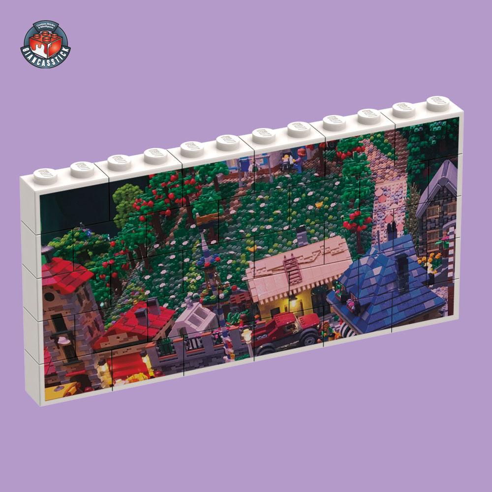 BrickPuzzle 12 x 5 (Esempio 1)