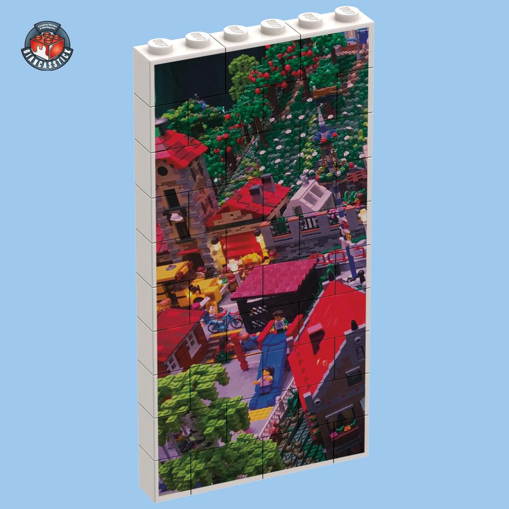 BrickPuzzle 6 x 10 (Esempio 1)