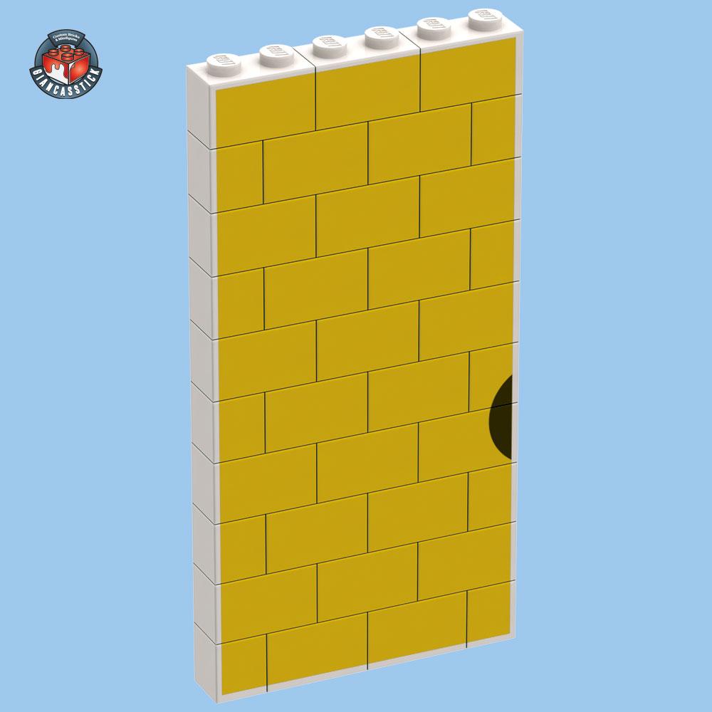 BrickPuzzle 6 x 10 (Esempio 2)