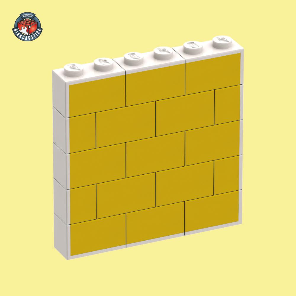 BrickPuzzle 6 x 5 (Esempio 2)